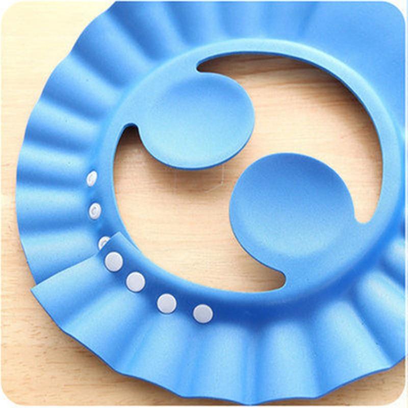 Adjustable Baby's Waterproof Safety Shower Cap