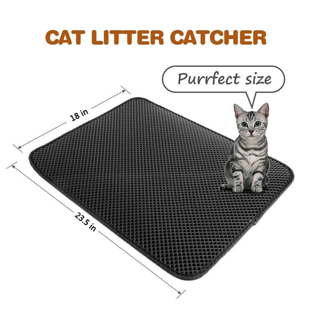Waterproof Pet's Litter Mat