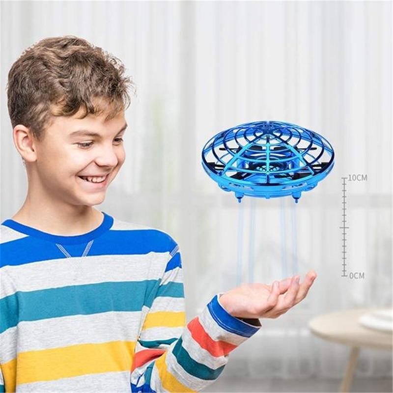 Indoor Mini Round Drone