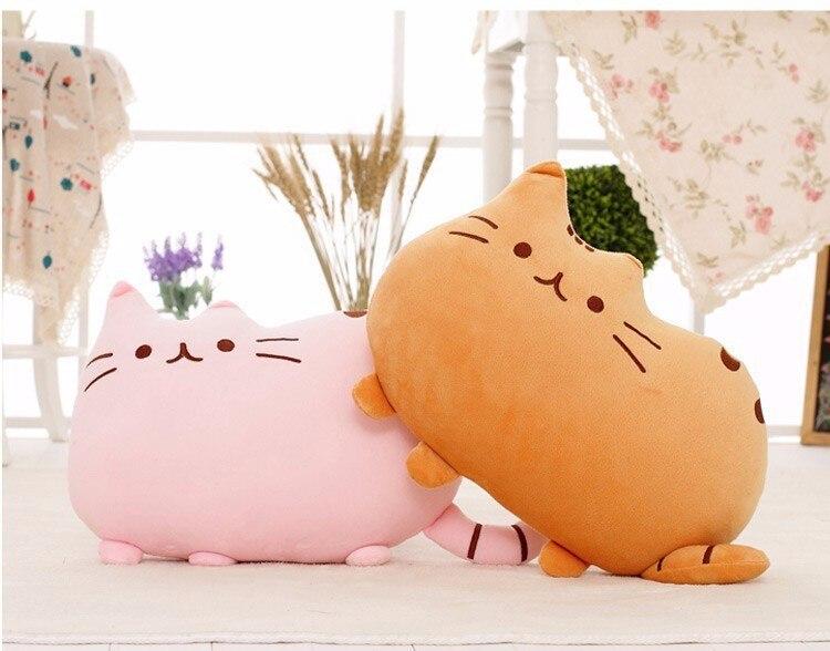 Kawaii Soft Pusheen Cat Plush Toy