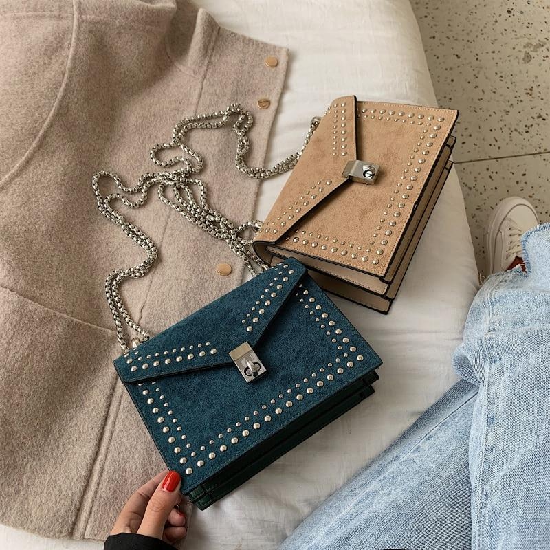 Women's Small Shoulder Messenger Bag