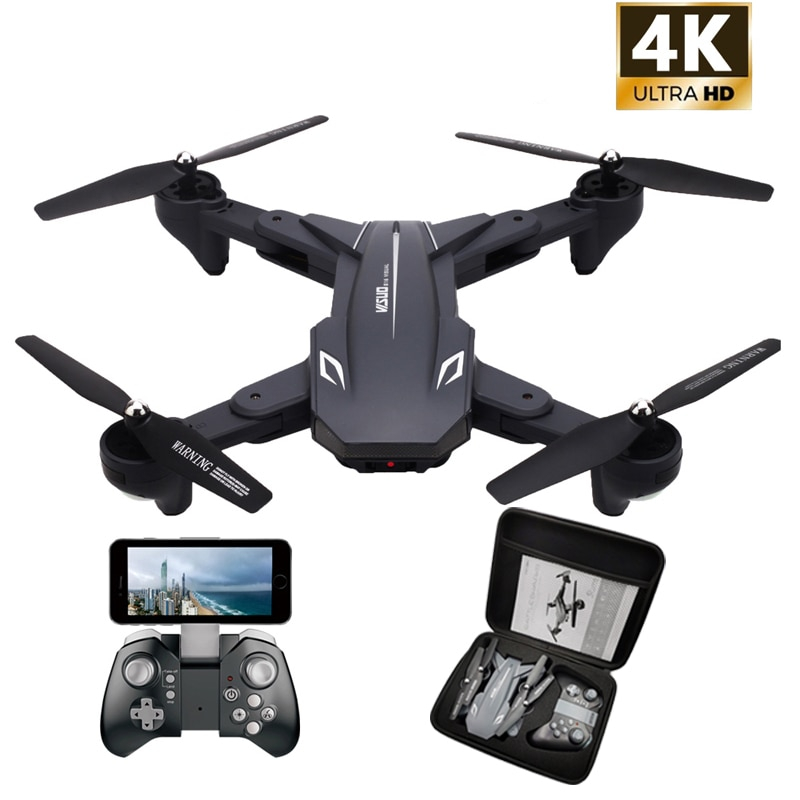 Folding Metal Drone with Dual Camera