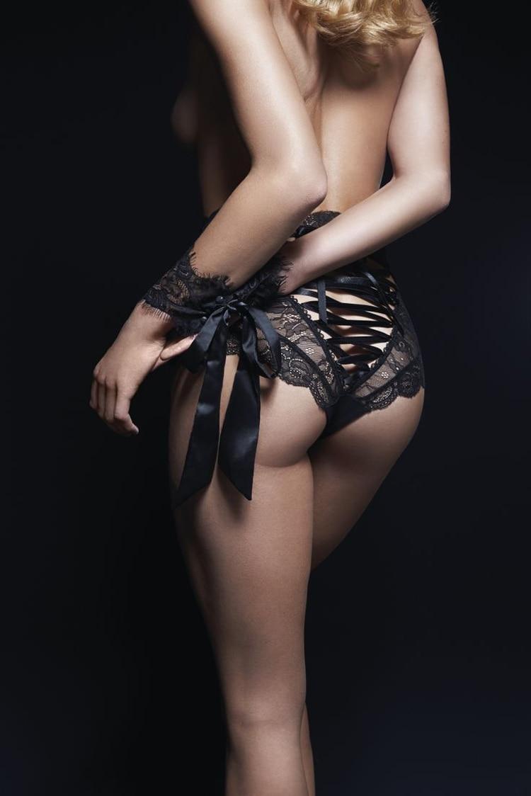 Women's Retro Style High Waist Panties