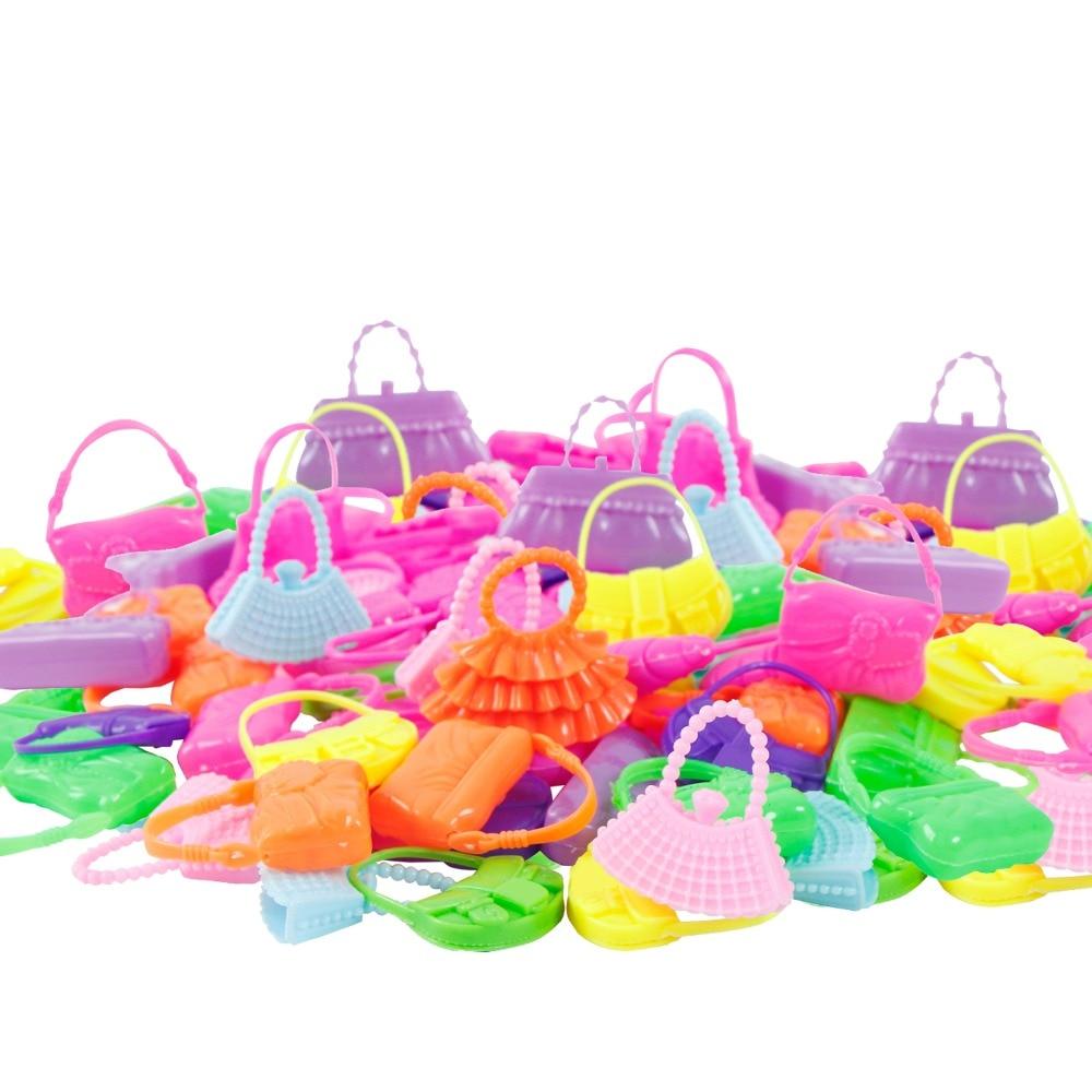 Dolls Clothing & Accessories 32 pcs Set
