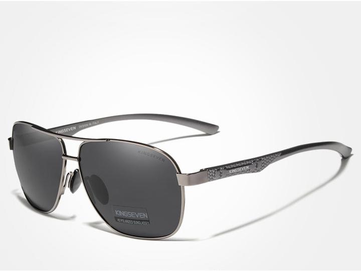 Men's Polarized Classic Aviator Sunglasses