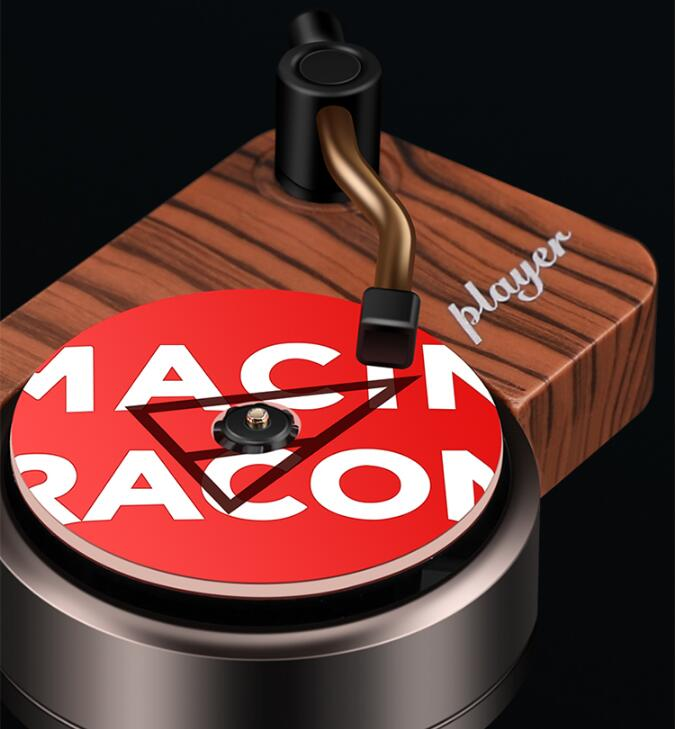 Record Player Air Freshener