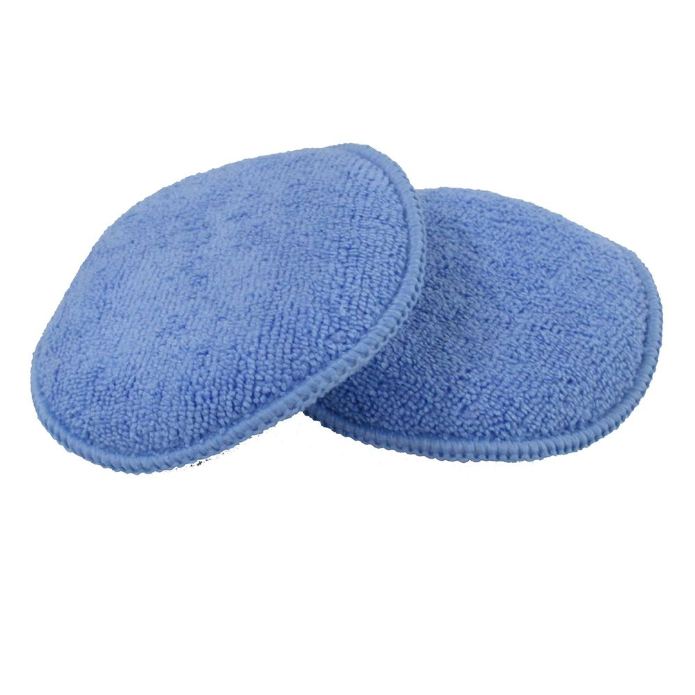 Car Cleaning and Waxing Sponges Set