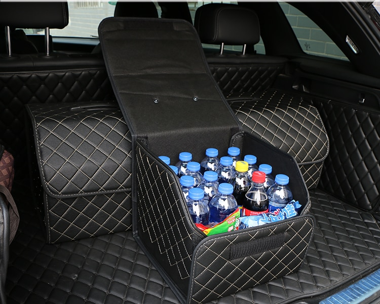 Elegant Organizer Box for Cars