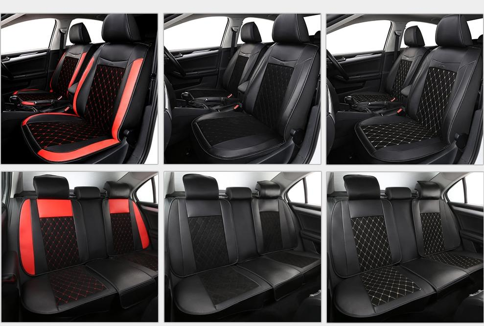 Leather Universal Seat Cover